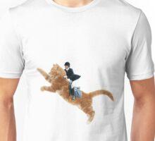 Kitty Jump Unisex T-Shirt