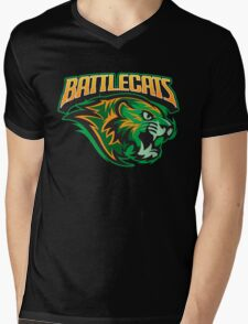 The Battlecats Mens V-Neck T-Shirt
