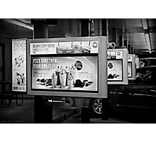 Sonic Fix Photographic Print