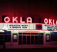 The OKLA Theater by Tonye Banks