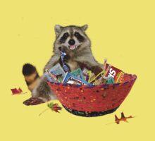 Halloween Raccoon Kids Clothes