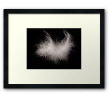 light as... Framed Print