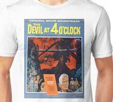 The Devil At 4 O' Clock, lp cover Unisex T-Shirt