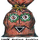 """100% Patient Arabica"" by janinej9"