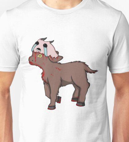 Cuddly Murder Goat - The Binding of Isaac Unisex T-Shirt