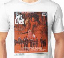The War Lover, 1962 album lp cover, Steve McQueen Unisex T-Shirt