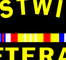 'Eastwick Veteran' Sticker
