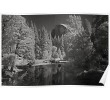Yosemite,  Infrared Poster