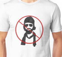 Anti-Hipster Boy Unisex T-Shirt