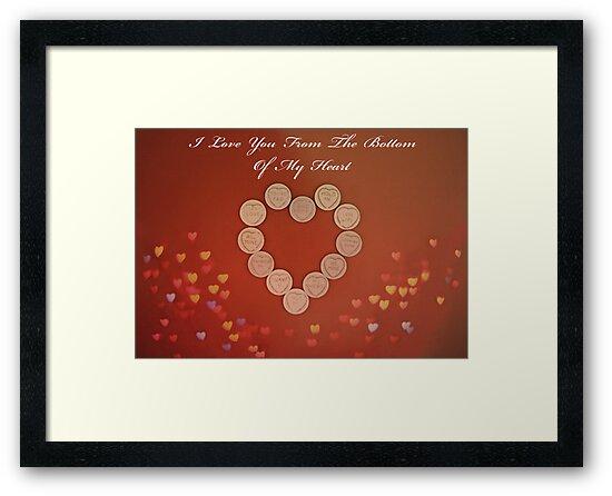 I Love You, Valentine by Sandra Cockayne
