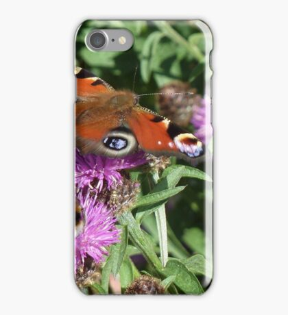 The Butterfly and the Bee iPhone Case/Skin