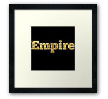 Perfect Gift from Best TV Series Framed Print