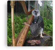 Harpy Eagle Harper Canvas Print
