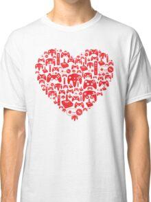 Gaming Love Classic T-Shirt
