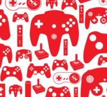 Gaming Love Sticker