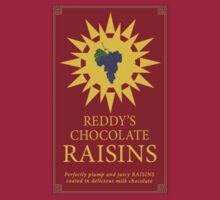 Reddy's Chocolate Raisins - Utopia T-Shirt
