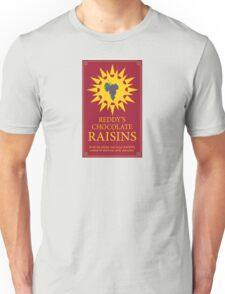 Reddy's Chocolate Raisins - Utopia Unisex T-Shirt