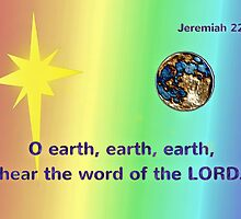 Hear the Word of the Lord by aprilann
