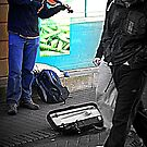 Busker by thepicturedrome