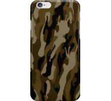 Brown Mimetic iPhone Case/Skin
