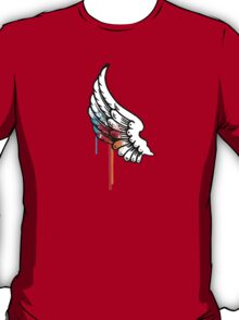 One Winged Nerd. T-Shirt