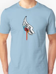 One Winged Nerd. Unisex T-Shirt