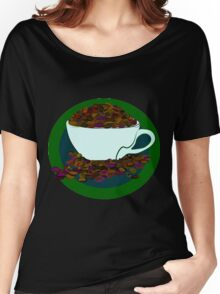 Bean-Addict! Women's Relaxed Fit T-Shirt