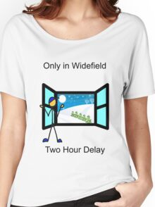Widefield snow day policy Women's Relaxed Fit T-Shirt