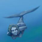 Blurred Mermaid by ShySketch