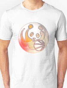 Panda Basketball T-Shirt