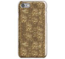 Brown Snake Skin iPhone Case/Skin