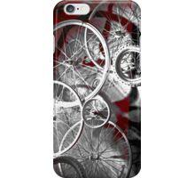 Bike Spokes iPhone Case/Skin