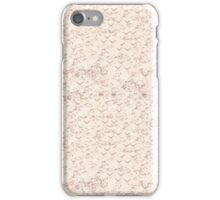 Albino Snake Skin iPhone Case/Skin