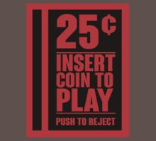 Insert Coin Kids Clothes