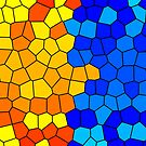 Hot vs Cold Mosaic by MrBliss4