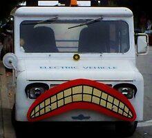 Sad Electric Car is Sad by Katherine Case