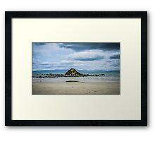 Monkey Island  NZ Framed Print