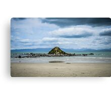 Monkey Island  NZ Canvas Print
