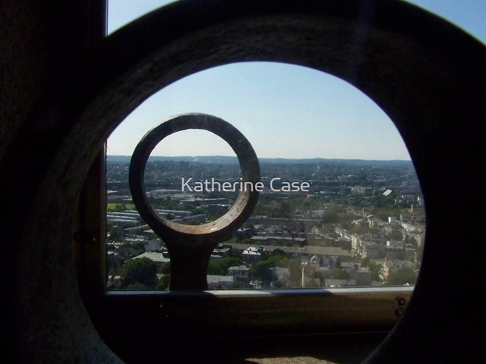 Window over Boston by Katherine Case