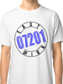 'Eastwick 07201' Classic T-Shirt