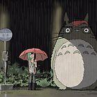 My Girlfriend Totoro by Meg Hanlon
