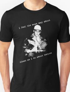 Hunter S Thompson Disco T-Shirt