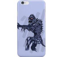 Lagoon Creature iPhone Case/Skin