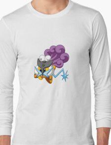 Pokémon Kirby Raikou Long Sleeve T-Shirt