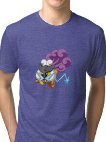 Pokémon Kirby Raikou Tri-blend T-Shirt
