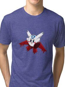 Kirby Pokémon Latias Tri-blend T-Shirt