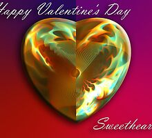 Sweetheart Valentine by James Brotherton
