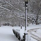 Lamp Post by Karmyn Tyler Cobb
