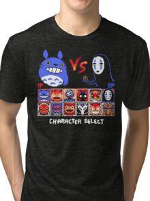SPIRIT FIGHTER Tri-blend T-Shirt