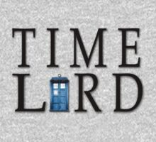 TIME LORD by drwhobubble